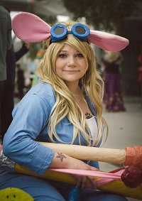 Cosplay-Cover: Gadget
