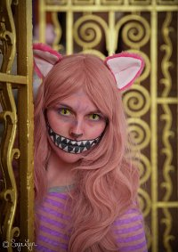 Cosplay-Cover: Grinsekatze