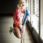 Cosplay: Harley Quinn (Suicide Squad)