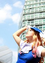 Cosplay-Cover: Sheryl Nome 雪露 [Blue Dress]