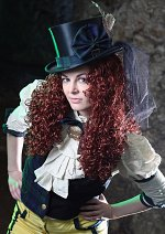 Cosplay-Cover: Merida [Steampunk]