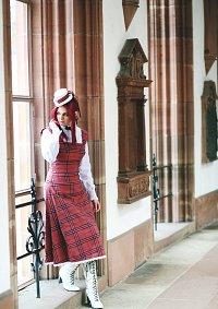 Cosplay-Cover: Esther Blanchett [London Dress]