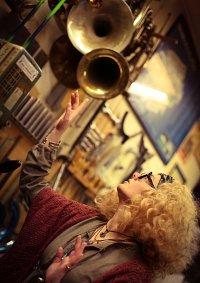 Cosplay-Cover: Sybill Trelawney