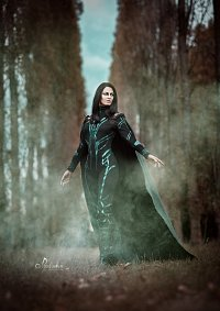 Cosplay-Cover: Hela