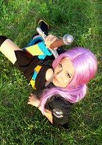 Cosplay-Cover: (female) Future Trunks girl  ♀