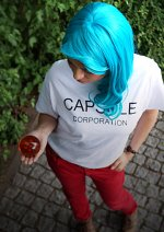 Cosplay-Cover: Bulma