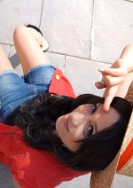 Cosplay-Cover: Female Luffy