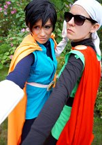 Cosplay-Cover: Videl The Great Saiyaman 2