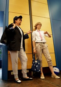 Cosplay-Cover: Barnaby Brooks Jr. (Smart)