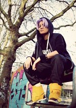 Cosplay-Cover: Trunks Briefs [capsule]