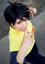 Cosplay-Cover: Videl [Fight Shirt yellow]
