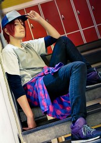 Cosplay-Cover: Rin Matsuoka [Eternal Summer ep.13]