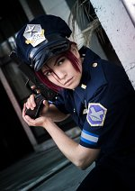 Cosplay-Cover: Rin Matsuoka [Officer / Police Outfit]