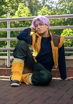 Cosplay-Cover: Trunks Briefs [Teenager end Dragonball Z]
