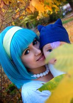 Cosplay-Cover: Bulma Dragonball Z - Movie 09