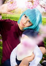 Cosplay-Cover: Bulma Dragonball Z [Cell Saga]
