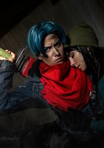 Cosplay-Cover: Future Trunks [Dragonball Super]