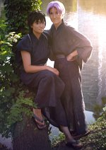Cosplay-Cover: Son Goten Yukata