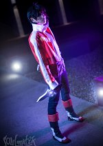 Cosplay-Cover: Keith Kogane