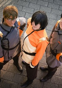 Cosplay-Cover: Keith [Garrison]