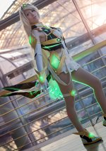 Cosplay-Cover: Mythra