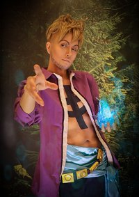Cosplay-Cover: Marco