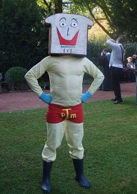 Cosplay-Cover: Pulver Toast Mann