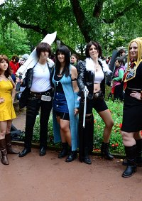 Cosplay-Cover: Squall (fem!Squall)