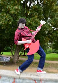 Cosplay-Cover: Marshall Lee