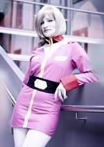 Cosplay-Cover: Sayla Mass [Earth Federation]