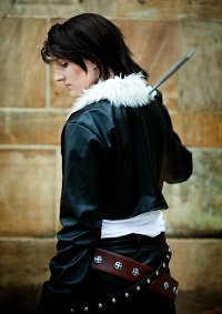 Cosplay-Cover: Squall Leonhart [Final Fantasy VIII]