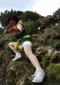 Cosplay-Cover: Yuffie Kisaragi (Crisis Core)
