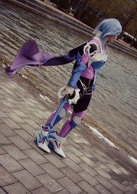 Cosplay-Cover: Aqua (Armor) - KH BbS