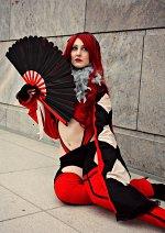 Cosplay-Cover: Yveltal [Gijinka] female