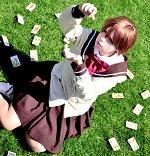 Cosplay-Cover: Hitomi Kanzaki