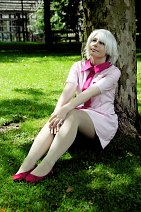 Cosplay-Cover: Lisanna Strauss (Child Vers.)