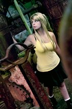 Cosplay-Cover: Winry Rockbell (Town visit)