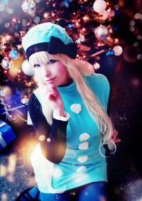 Cosplay-Cover: Sheryl Nome (Snowman)