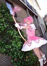 Cosplay-Cover: Madoka Kaname (magical girl)