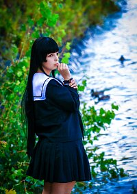 Cosplay-Cover: Ai Enma (School Uniform)
