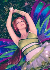 Cosplay-Cover: Flora (Sirenix)