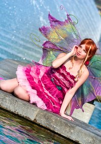 Cosplay-Cover: Flora (Mythix)