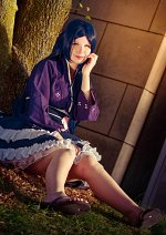 Cosplay-Cover: Azusa Miura (Yukata maid)