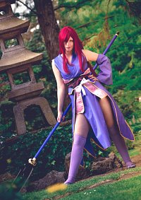 Cosplay-Cover: Erza Scarlet (Robe of Yuen)