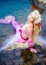 Cosplay-Cover: Luchia Nanami (Mermaid princess)