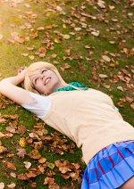 Cosplay-Cover: Eri Ayase (Summer schooluniform)