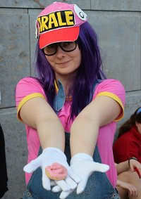 Cosplay-Cover: Arale