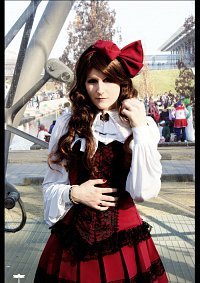 Cosplay-Cover: Koto (Child Forest)