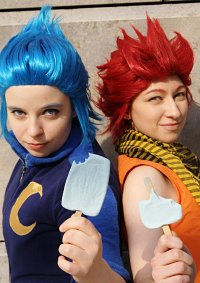 Cosplay-Cover: Isa