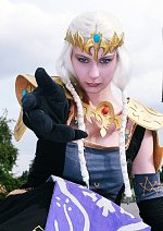 Cosplay-Cover: Dark Zelda [Twilight Princess]